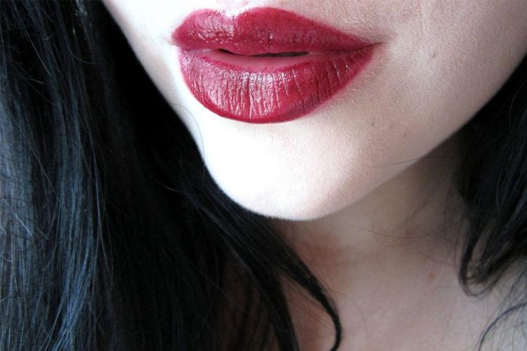 shaped lips